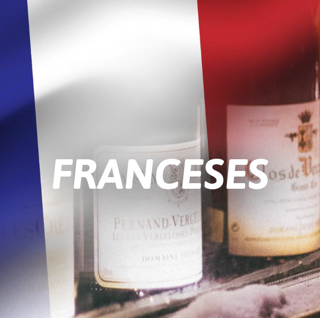 Vinos Franceses