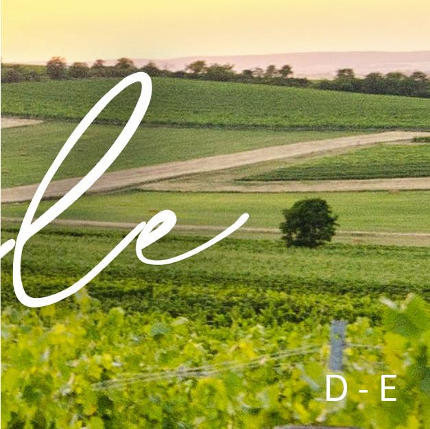 Vineyards D - E