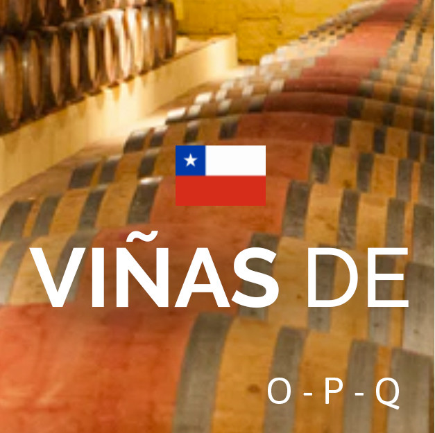 Vineyards O - P - Q