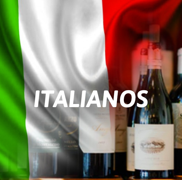 Vinos Italianos