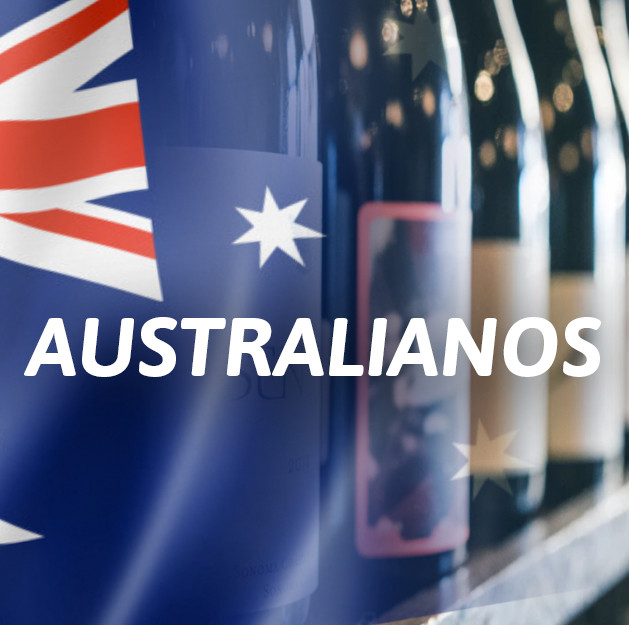 Vinos Australianos