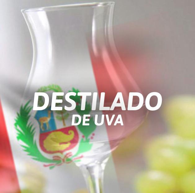 Destilados de Uva Perú