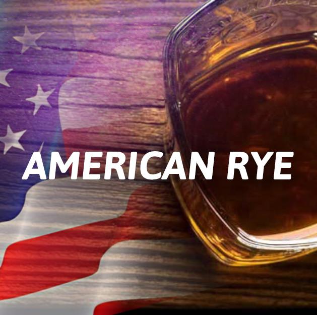 American Rye - American Whisky