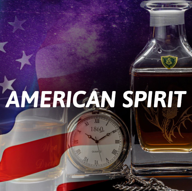 American Spirit - American Whisky