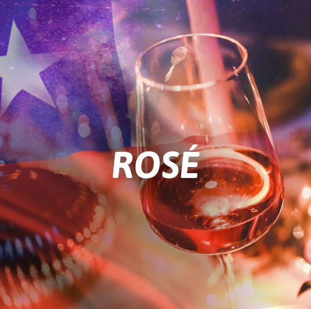 Chilenos - Rose