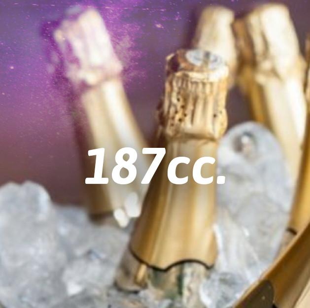 Espumantes 187cc