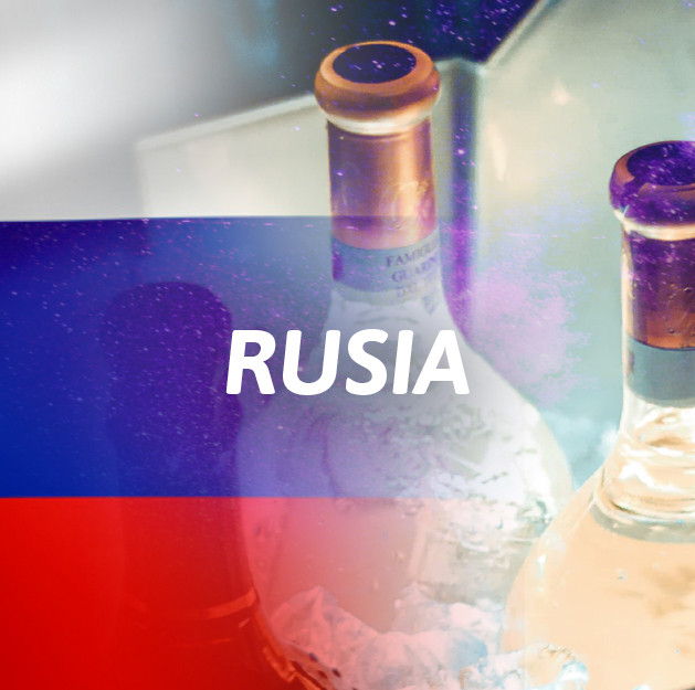Vodka Rusia