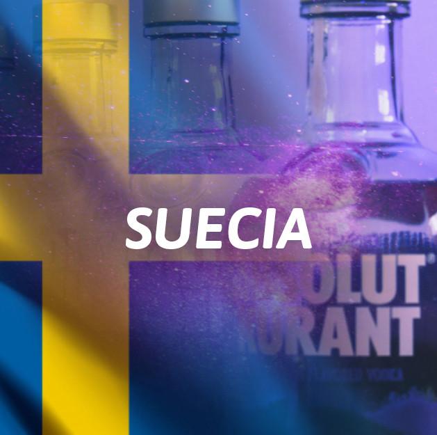 Vodka Suecia