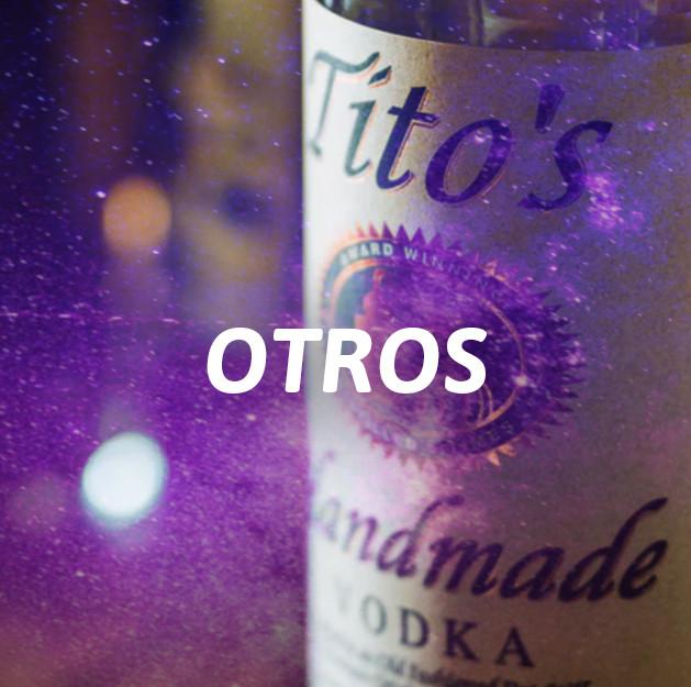 Vodka Otros